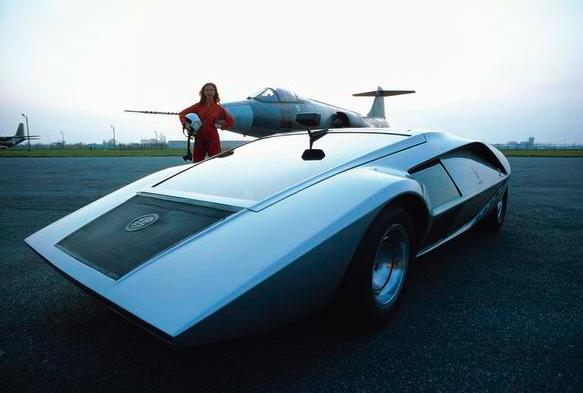 70ies Concept Cars