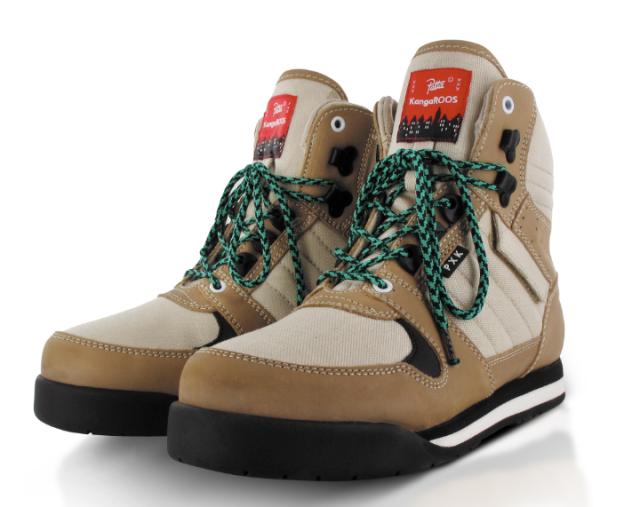 Kangaroos Hiking Boots