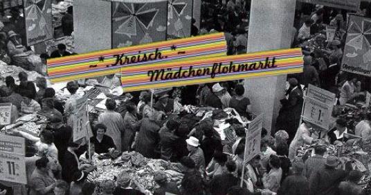 Mädchenflohmarkt Frankfurt