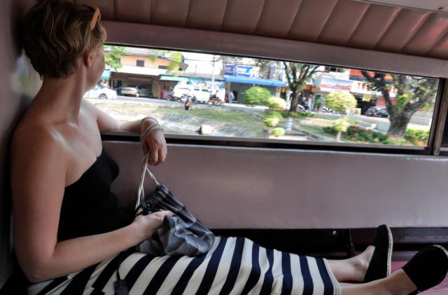 Sammeltaxi Thailand