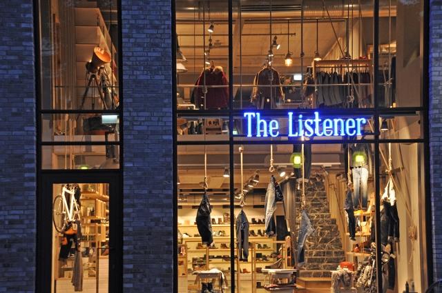 The Listener Frankfurt